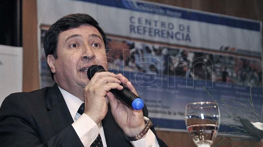 """Arroyo participó del lanzamiento de """"Argentina Recicla"""""""